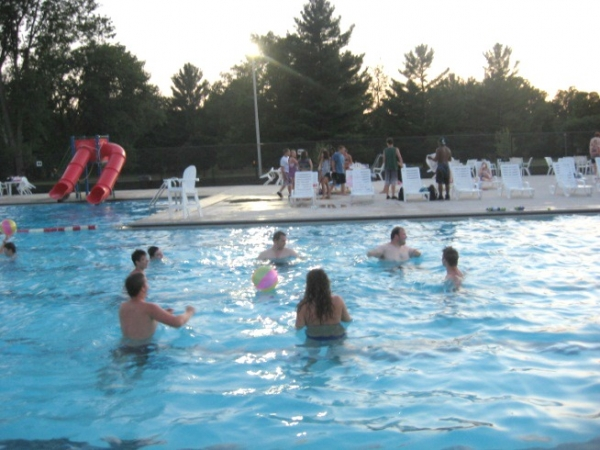 Alliance Hosts Parties At Plymouth Pool The Legacy Center