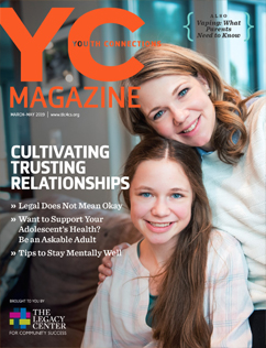 Youth Connections Magazine, December 2018